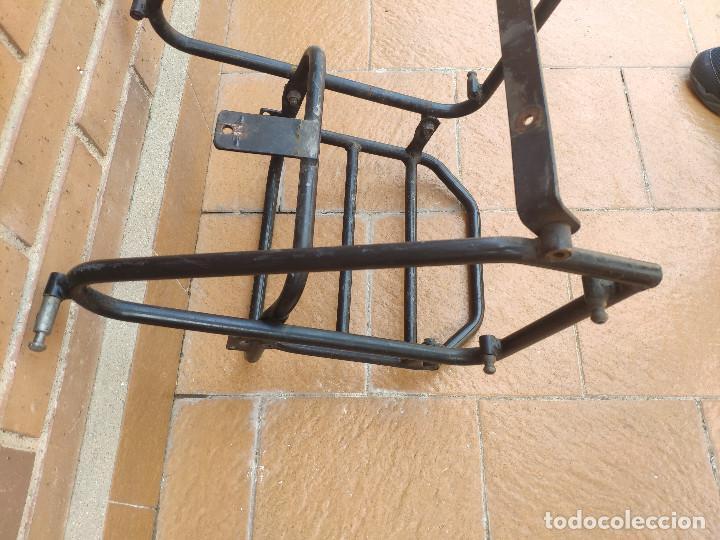 Motos: VESPA - Transportin portamaletas * MUY RARO * BUENA CONDICIÓN - Foto 12 - 269287493