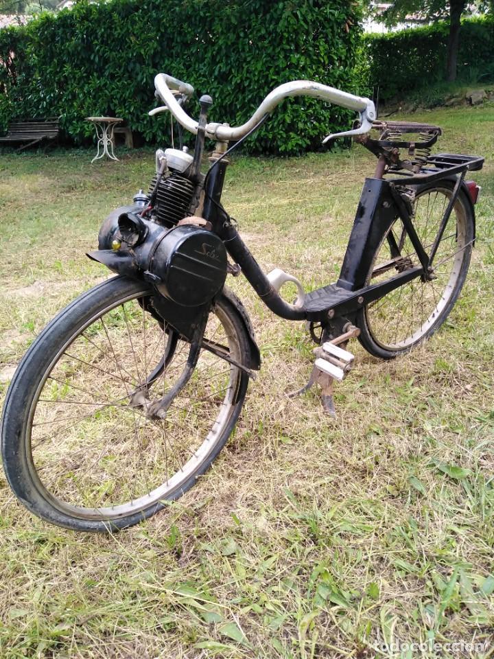 Motos: Fantàstico VELOSOLEX primera edición para restaurar pero completo a excepción del faro por sólo 350 - Foto 5 - 267136844