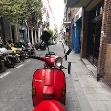 Motos: VESPA 200 IRIS. Lote 269696843