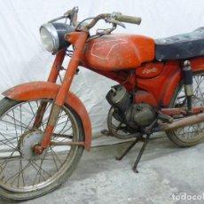 Motos: MOTO GUZZI DINGO 49CC, PRIMERO TIPO, AÑOS 60.. Lote 270523798