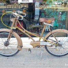 Motos: MOBYLETTE GAC AÑO 1959 SIN MOTOR; BICI FUNCIONA. Lote 270925713