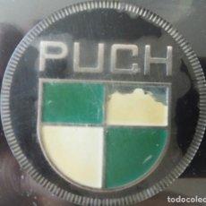 Motos: CHAPA MOTO ANTIGUA PUCH ORIGINAL. Lote 274613078