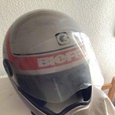 Motos: CASCO DE MOTO BIEFFE VINTAGE DE 1987. Lote 275504003
