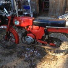 Motos: MOTO GUZZI MODELO DJINGO 70.. Lote 277467838
