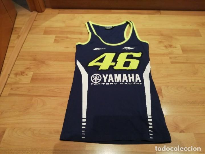 CAMISETA YAMAHA RACING TEAM VALENTINO ROSSI 46 (Coches y Motocicletas - Motocicletas Clásicas (a partir 1.940))