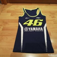 Motos: CAMISETA YAMAHA RACING TEAM VALENTINO ROSSI 46. Lote 278614698