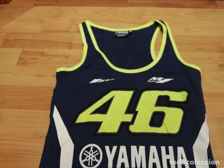 Motos: Camiseta Yamaha Racing Team Valentino ROSSI 46 - Foto 6 - 278614698