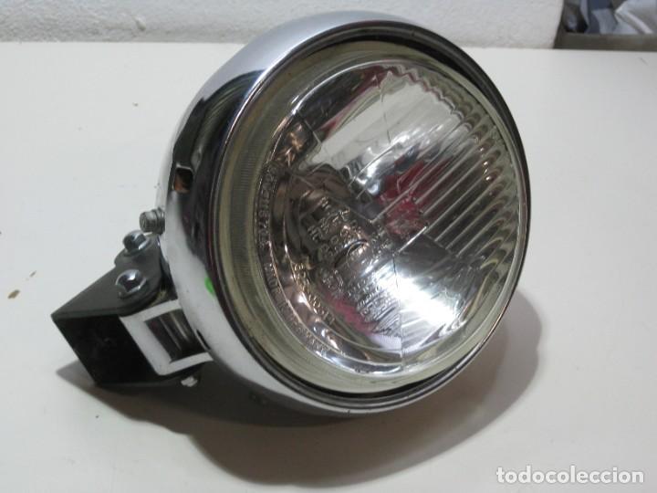 FARO DELANTERO ORIGINAL DE HONDA 125 REBEL (Coches y Motocicletas - Motocicletas Clásicas (a partir 1.940))