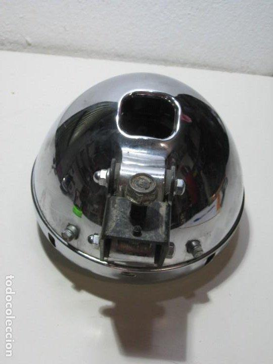 Motos: Faro delantero original de Honda 125 Rebel - Foto 3 - 285455603