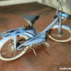 Motos: MOTOCICLETA CLÁSICA MOBYLETTE MOTOBECANE ,AÑOS 60. Lote 286060293