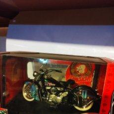 Motos: MOTO INDIAN CHIEF 348 (1948) MARCA GUILOY ESCALA 1:10. Lote 292612173