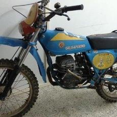 Motos: BULTACO FRONTERA 74. Lote 293418943