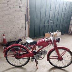 Motos: MOTO GUZZI HISPANIA 65 CC. Lote 295687733