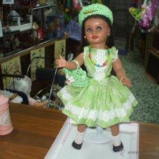 Muñeca Cayetana: MUÑECA CAYETANA AÑOS 50 SELLADA DIANA ,(VER FOTOS Y LEER DESCRIPCION ). Lote 54143731