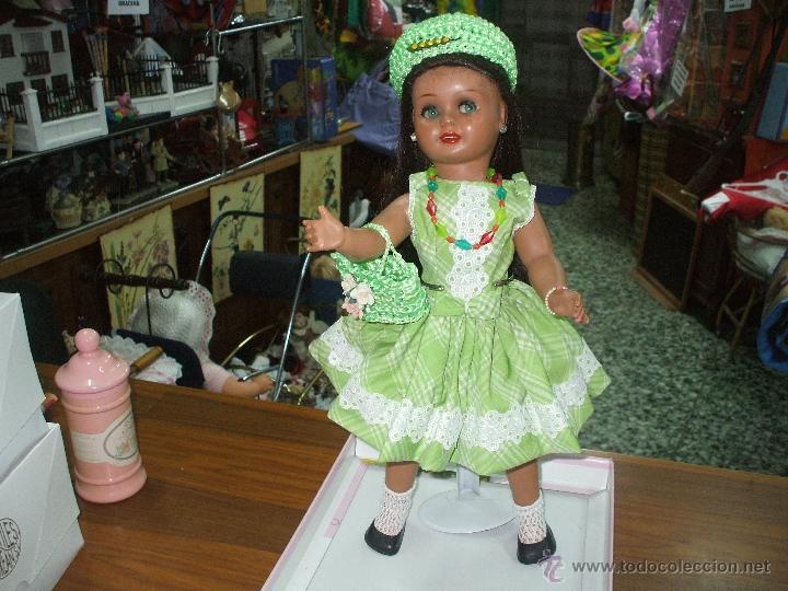 Muñeca Cayetana: Muñeca Cayetana años 50 sellada Diana ,(ver fotos y leer descripcion ) - Foto 15 - 54143731