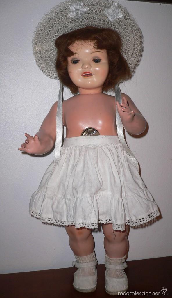 Muñeca Cayetana: Preciosa muñeca Cayetana andadora cuando camina mueve la cabeza ,toda original - Foto 10 - 55698346