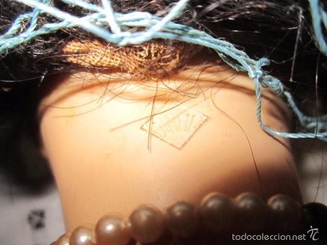 Muñeca Cayetana: Muñeca Cayetana de Diana. Marca en la nuca. Sin vestido. 47 cms. de altura. - Foto 12 - 55901123