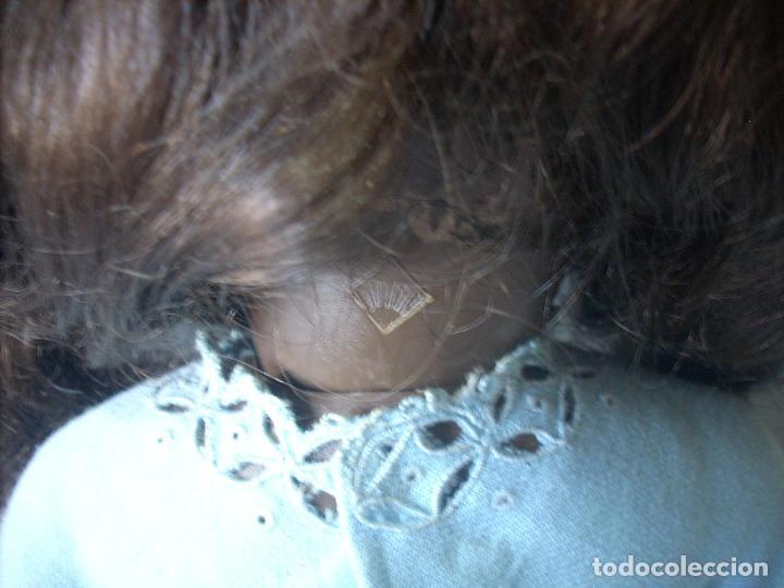 Muñeca Cayetana: Muñeca Cayetana negra, poliestireno, celuloide, marcada Diana - Foto 11 - 70459357