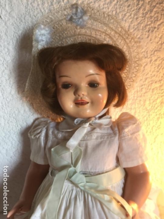 Muñeca Cayetana: Preciosa muñeca Cayetana andadora cuando camina mueve la cabeza ,toda original - Foto 3 - 55698346