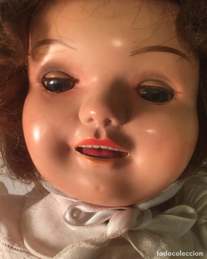 Muñeca Cayetana: Preciosa muñeca Cayetana andadora cuando camina mueve la cabeza ,toda original - Foto 17 - 55698346