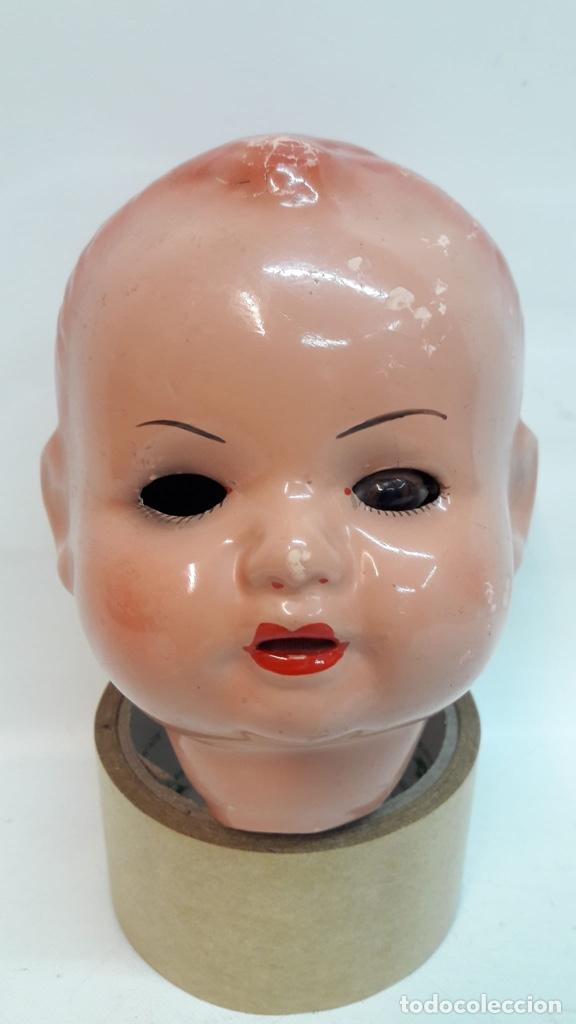 Muñeca Cayetana: Muñeco bebé Manolin hermano de la muñeca Cayetana. Primer modelo realizado en cartón piedra - Foto 7 - 224827610