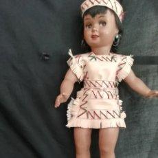 Muñeca Cayetana: MUÑECA CAYETANA CELULOIDE INDIA. Lote 228142635
