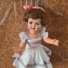 Boneca Cayetana: MUÑECA CAYETANA CARTON. SEGUNDA ÉPOCA. 45 CM. Lote 230018620