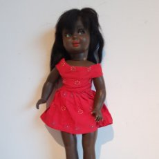 Boneca Cayetana: MUÑECA CAYETANA NEGRA DE DIANA ORIGINAL Y BUEN ESTADO. Lote 231863650