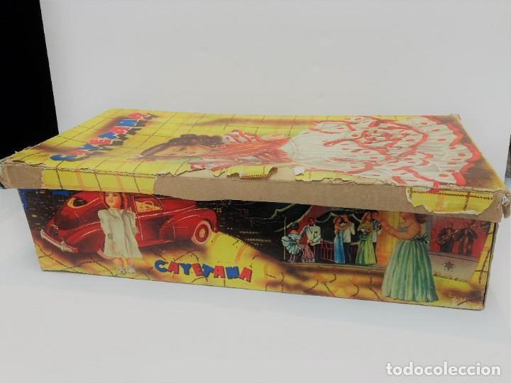 Muñeca Cayetana: Muñeca CAYETANA con VESTIDO y caja original - Foto 16 - 243842020