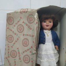 Boneca Cayetana: MUÑECA CAYETANA EN SU CAJA. Lote 251341325