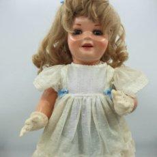 Boneca Cayetana: MUÑECA ESPAÑOLA CAYETANA AÑOS 40. Lote 252332450