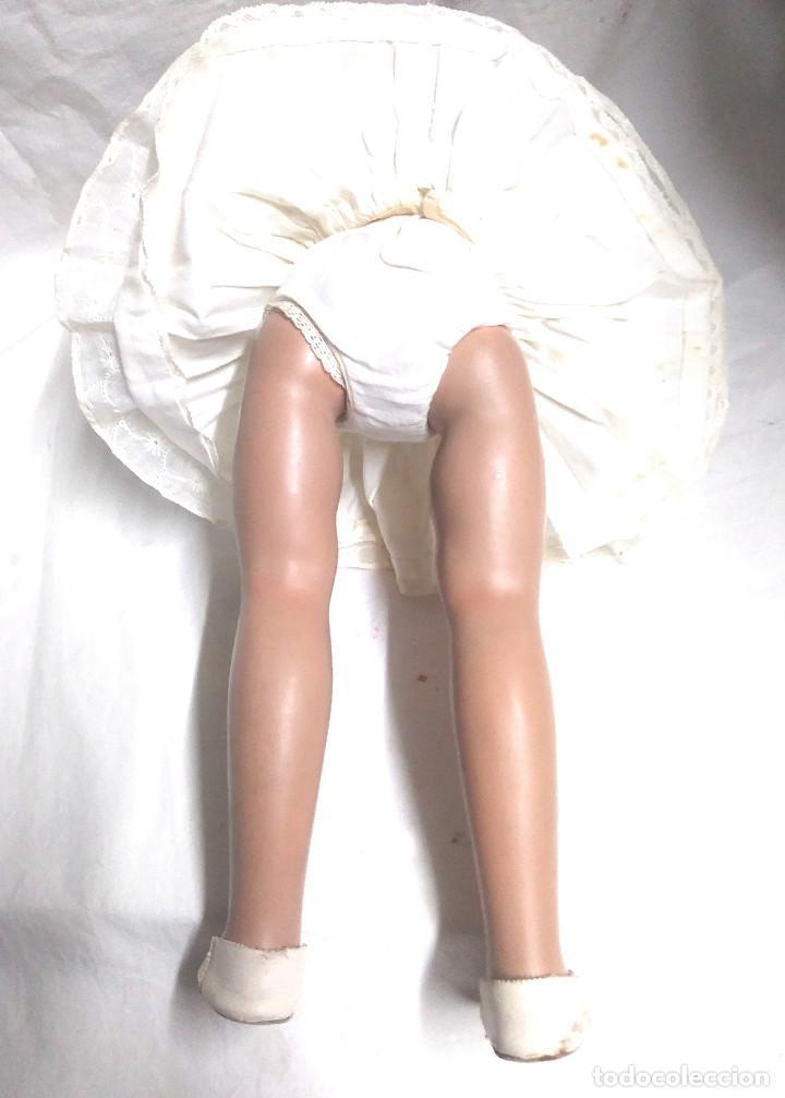Muñeca Cayetana: Muñeca Cayetana Celuloide años 50, de Diana Onil Isidro Rico - Foto 7 - 285439813