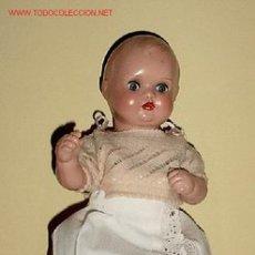Muñeca española clasica: MUÑECO NANIN FABRICADO POR INDUSTRA DIANA DE ISIDRO RICO EL MISMO CREADOR DE CAYETANA. Lote 26854433