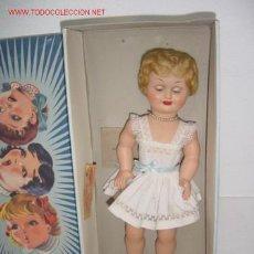 Muñeca española clasica: MUÑECA FAMOSA. Lote 27107105