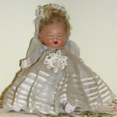 Muñeca española clasica: MUÑECA TERRACOTA . Lote 3664224