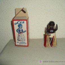 Muñeca española clasica: MUÑECA LIS NEGRA,BAILADORA,CAJA ORIGINAL,AÑOS 50. Lote 26694494