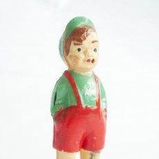 Muñeca española clasica: MUÑECO EN PLÁSTICO DURO. . Lote 22514478