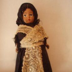 Muñeca española clasica: OPORTUNIDAD MUÑECA ANTIGUA . Lote 27524380