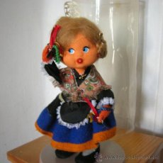 Muñeca española clasica: SERRANA MUÑECA DE LAYNA -AÑOS 50-. Lote 26989694