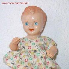 Muñeca española clasica: MUÑECO DE CELULOIDE,AÑOS 50. Lote 24284108