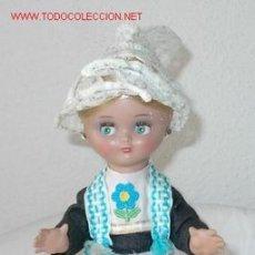 Muñeca española clasica: LINDA PIRULA HOLANDESA. Lote 26537258