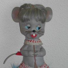 Muñeca española clasica: RATITA PRESUMIDA DE FLORIDO - AÑOS 50/60. Lote 26914952