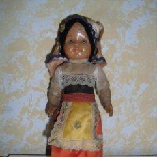 Muñeca española clasica: MUÑECA CAMPESINA,. Lote 24564533