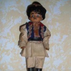Muñeca española clasica: MUÑECO CAMPESINO. Lote 25735374