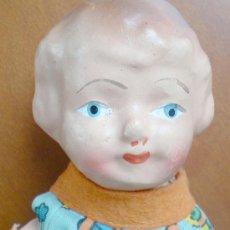 Muñeca española clasica: MUÑECA PEPONA ANTIGUA ESPAÑOLA AÑOS 40. Lote 27455930
