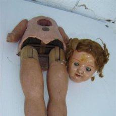 Muñeca española clasica: MUÑECA PEPITA ANTIGUA. Lote 15011949