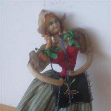 Muñeca española clasica: MUÑECA REGIONAL HOLANDESA .. MUÑECA REGIONAL HOLANDESA . Lote 15582984