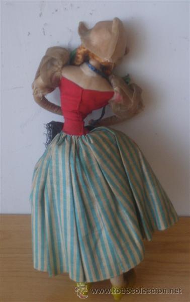 Muñeca española clasica: MUÑECA REGIONAL holandesa .. MUÑECA REGIONAL holandesa - Foto 2 - 15582984