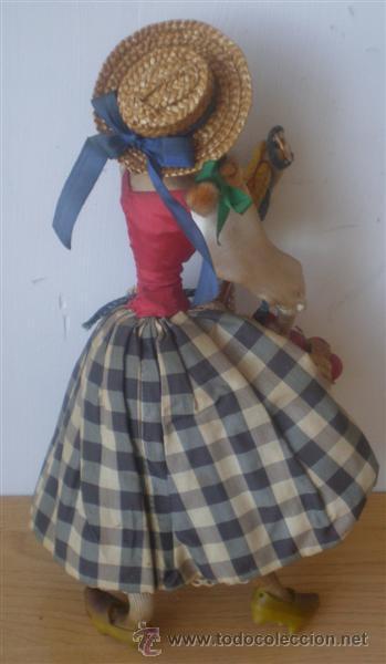 Muñeca española clasica: MUÑECA REGIONAL .. Cuerpo rígido de trapo - Foto 2 - 15907734
