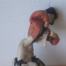 Muñeca española clasica: MUÑECA REGIONAL .. CUERPO RÍGIDO DE TRAPO . Lote 15907830